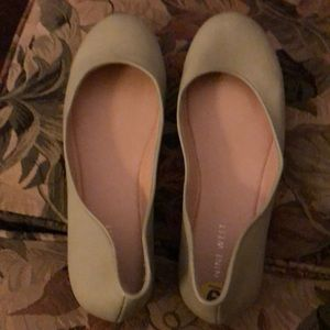 NWT sz9 mint green flats